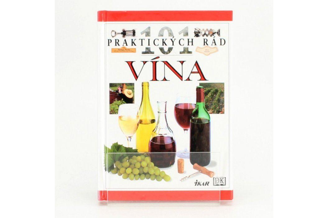 101 praktických rad vína Tom Stevenson Knihy