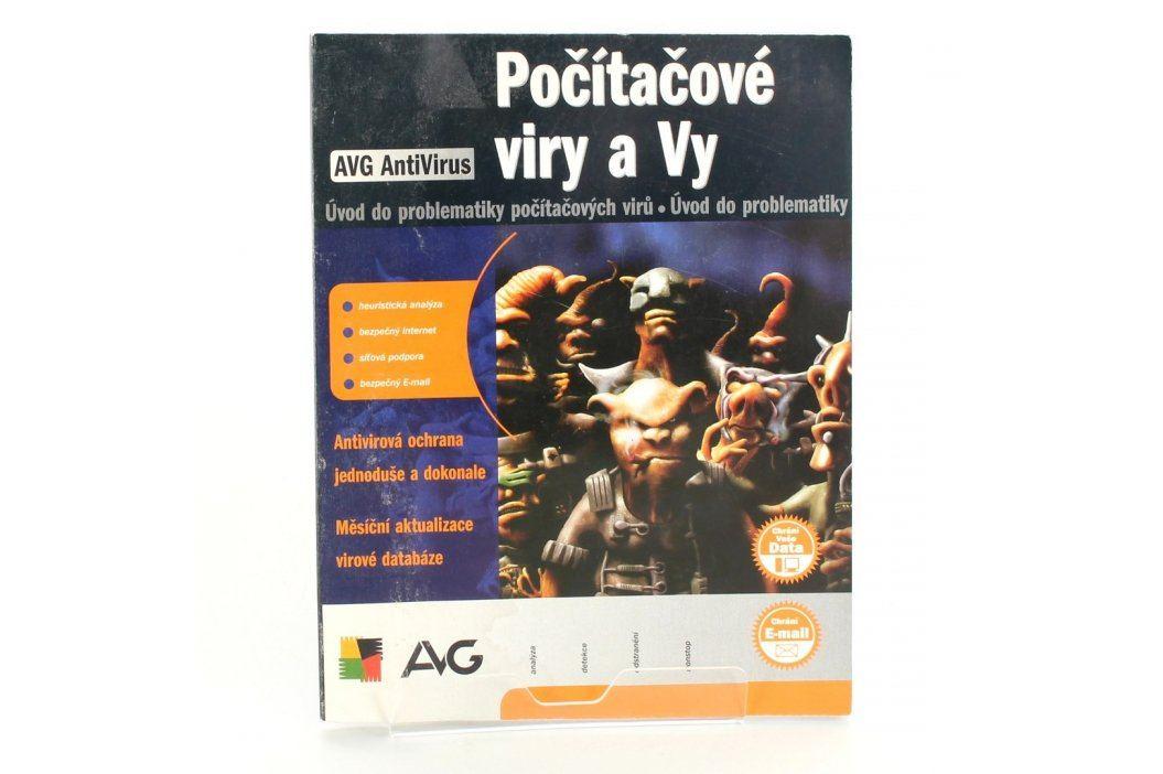 AVG Antivirus, Počítačové viry a Vy Knihy
