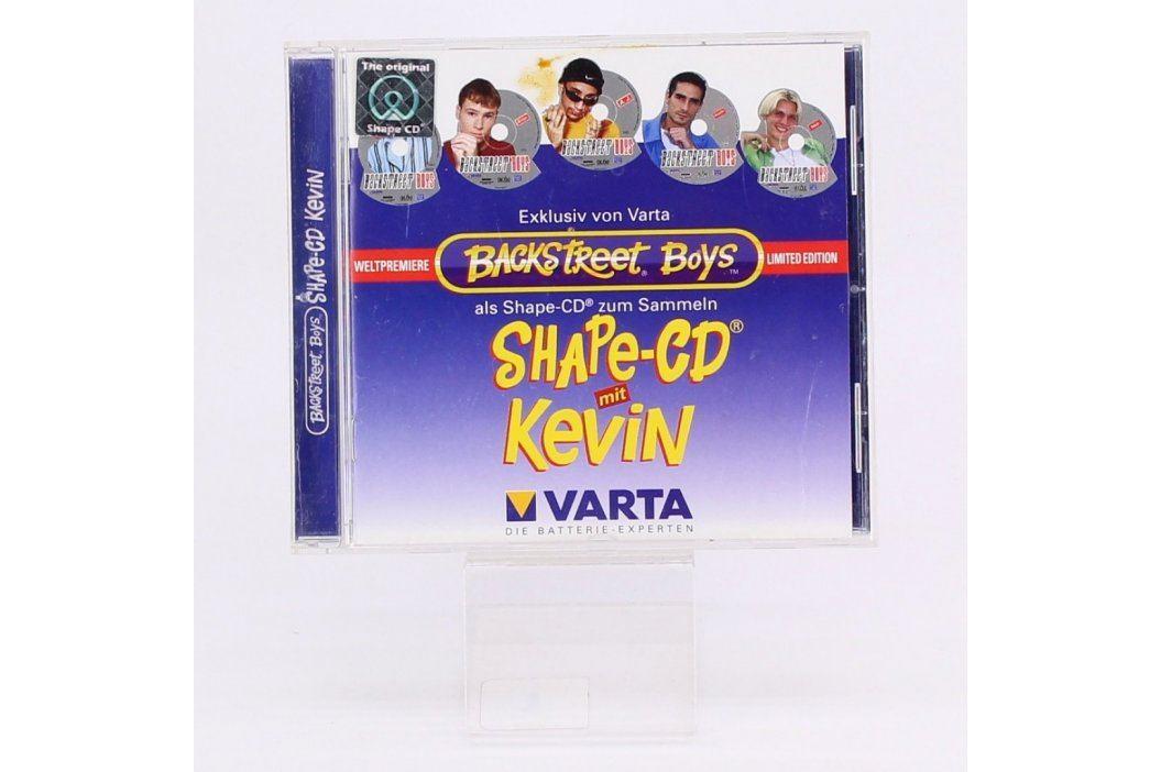 CD Shape-CD mit Kevin Back Street Boys
