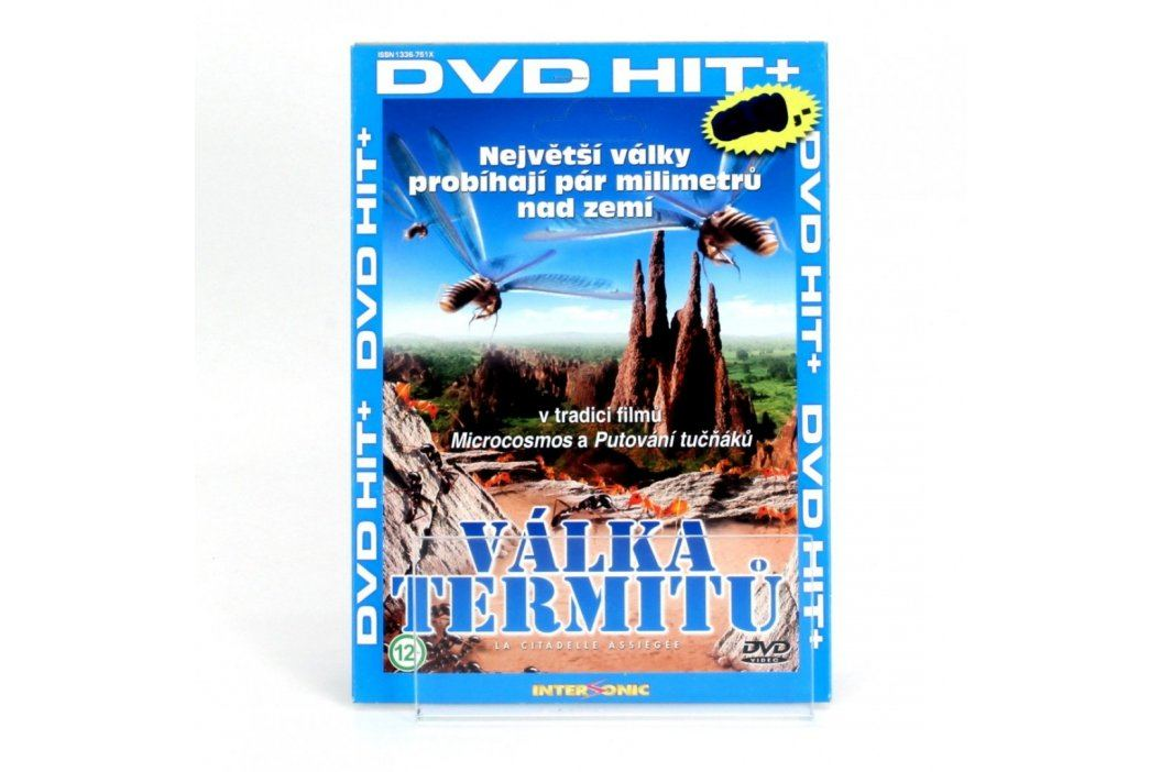 DVD Válka Termitů Filmy