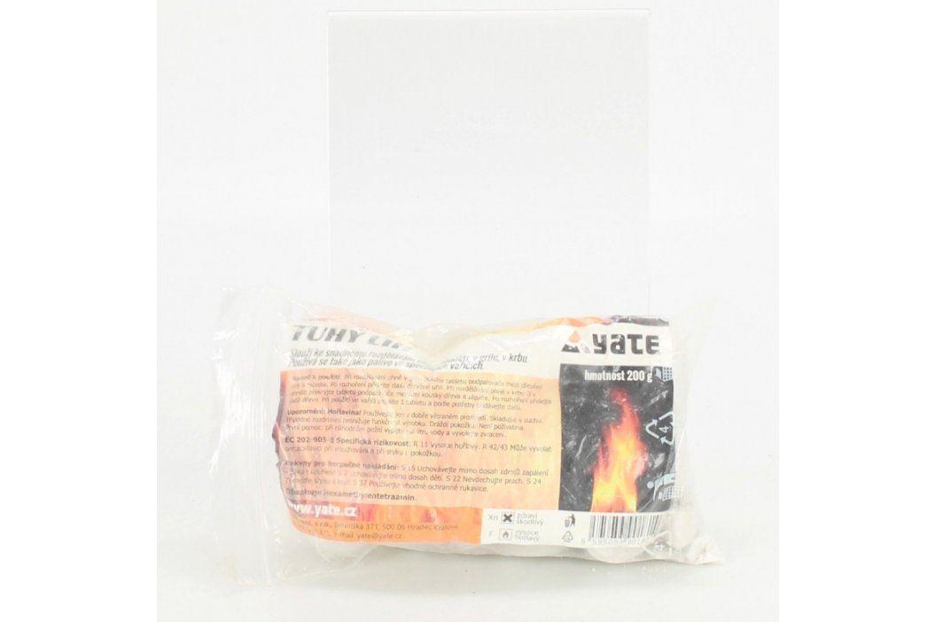Tuhý líh v sáčku Yate bílý Další outdoorové vybavení