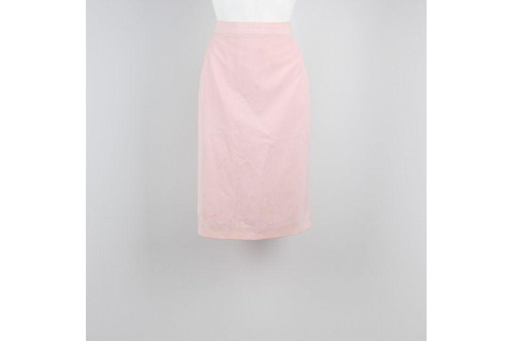 Dámská sukně Carlo Cecci odstín růžové Dámské sukně