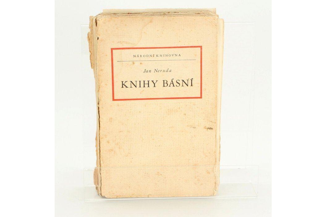 Knihy Básní - Jan Neruda  Knihy