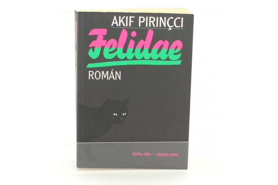 Kniha Felidae Akif Pirincci  Knihy