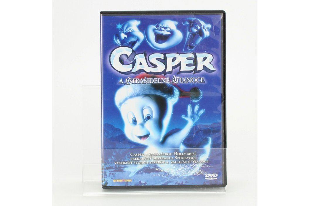 DVD Casper a strašidelné vianoce   Filmy
