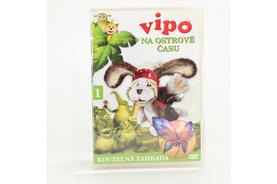 DVD Vipo na ostrově času - kouzelná zahrada  Filmy