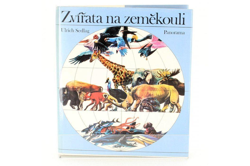 Kniha Zvířata na zeměkouli Ulrich Sedlag Knihy