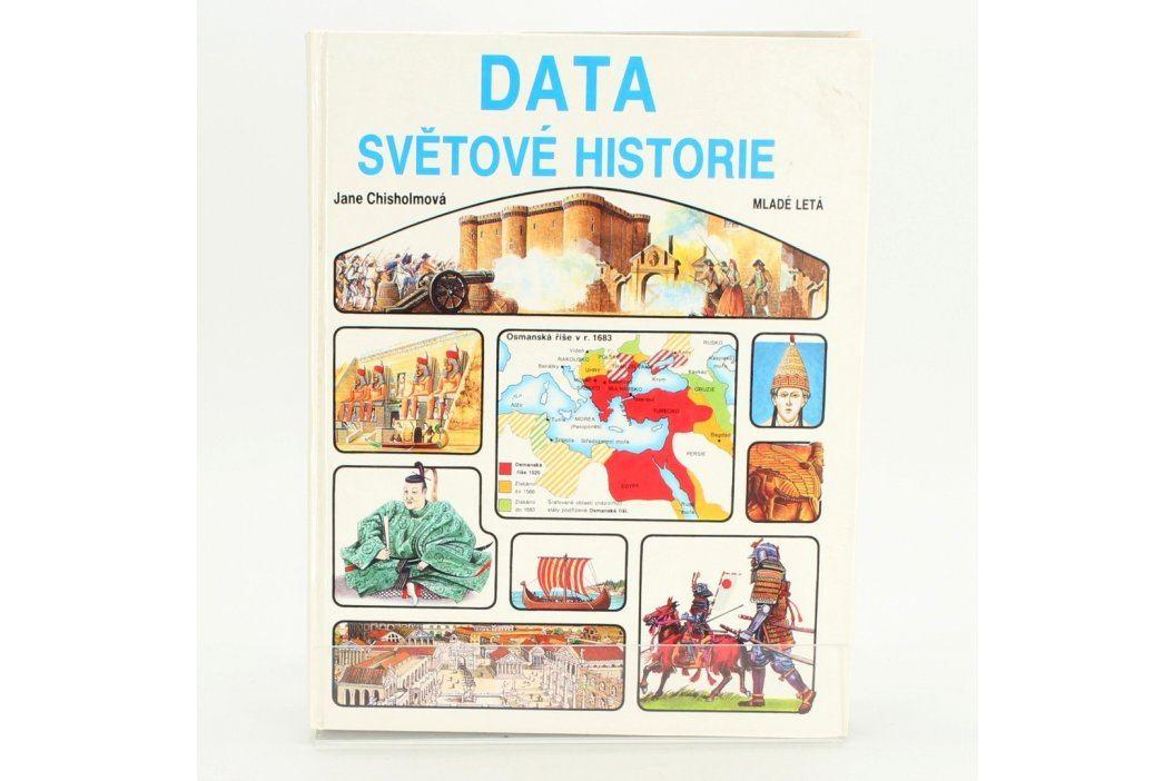 Kniha Data světové historie Jane Chisholmová Knihy