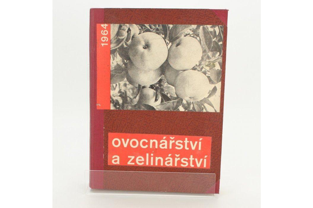 Kniha Ovocnářství a zelinářství 1964 Knihy