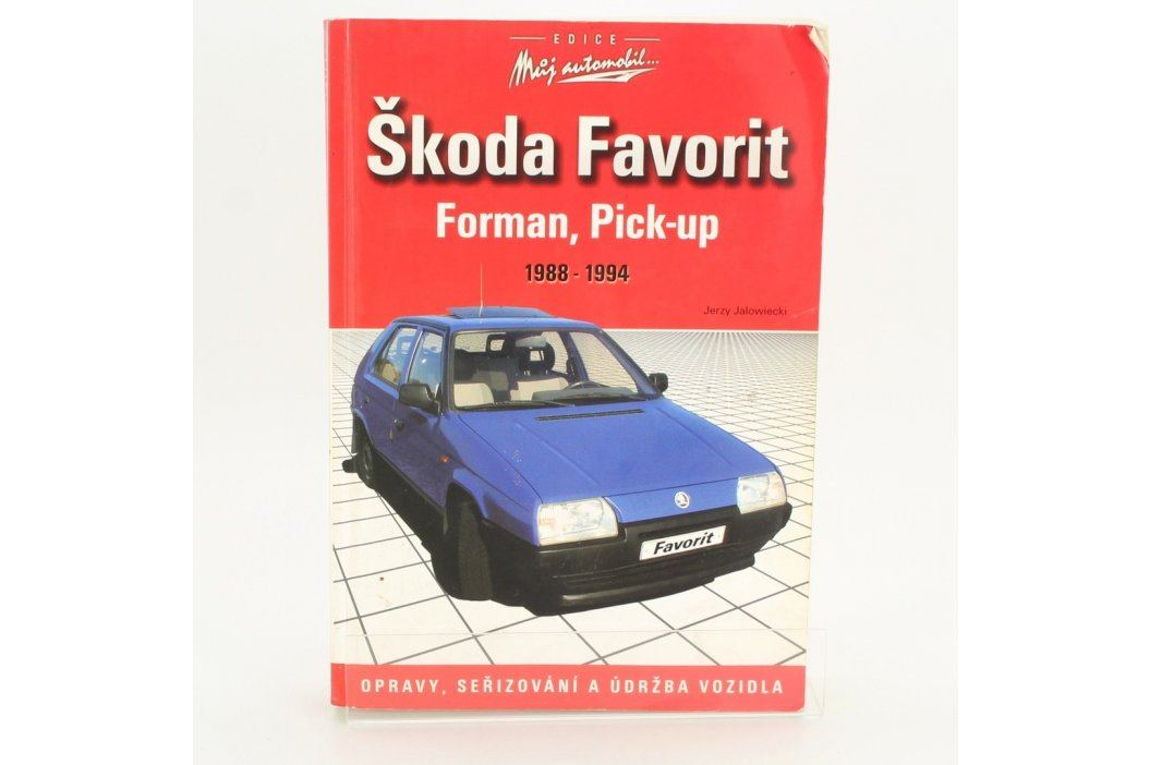 Škoda Favorit , Forman, Pick-up 1988-1994 Knihy