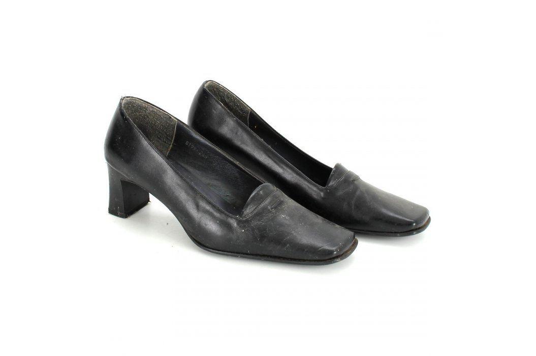Dámské lodičky Smoothy černé Společenská obuv