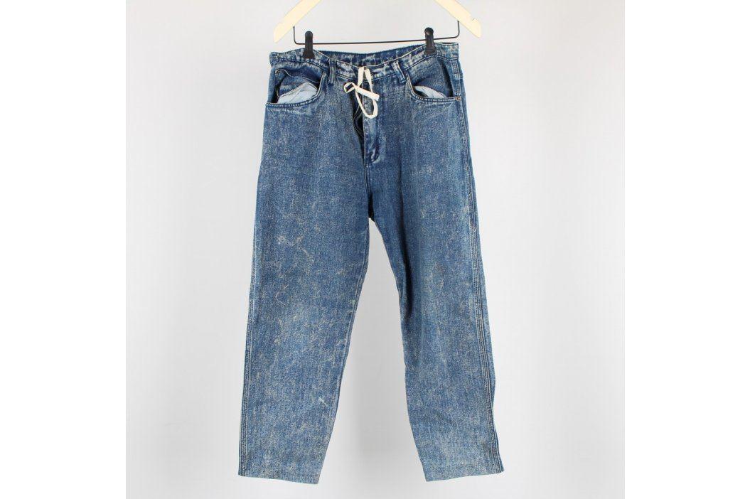 Pánské džíny Manager modré Pánské kalhoty