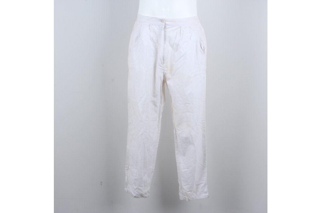 Pánské kalhoty letní bílé  Pánské kalhoty
