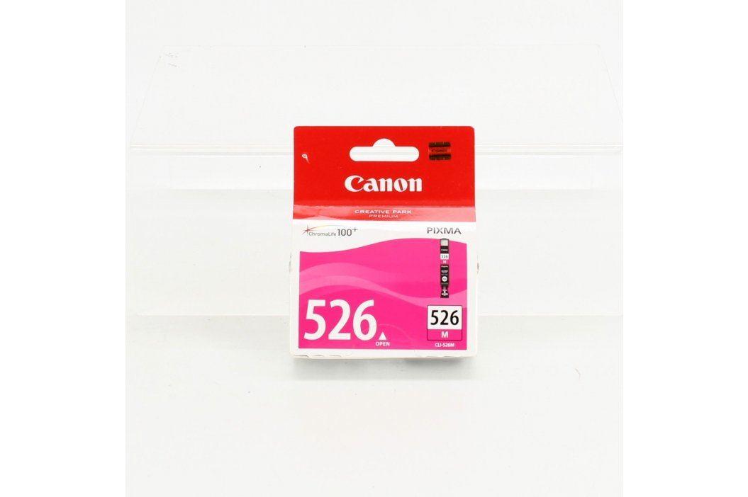 Inkoustová náplň Canon 526 Magenta Náplně tonery a inkousty