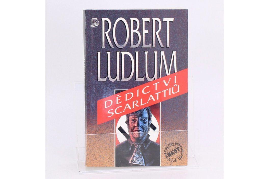Brožura Dědictví Scarlattiů Robert Ludlum Knihy