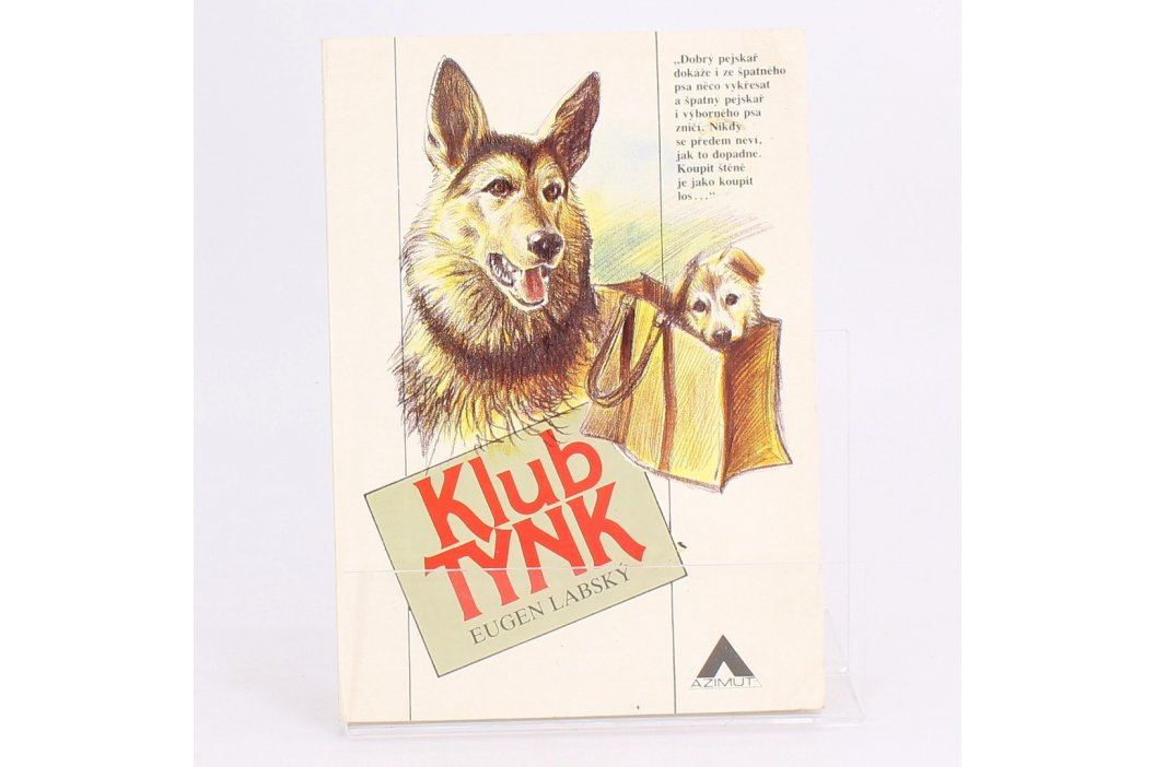 Brožura Klub Tynk Eugen Labský Knihy