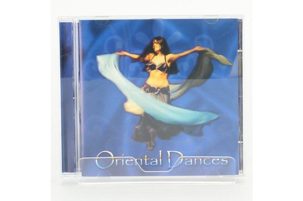 CD Oriental Dances Unlimited Media CZ Hudba