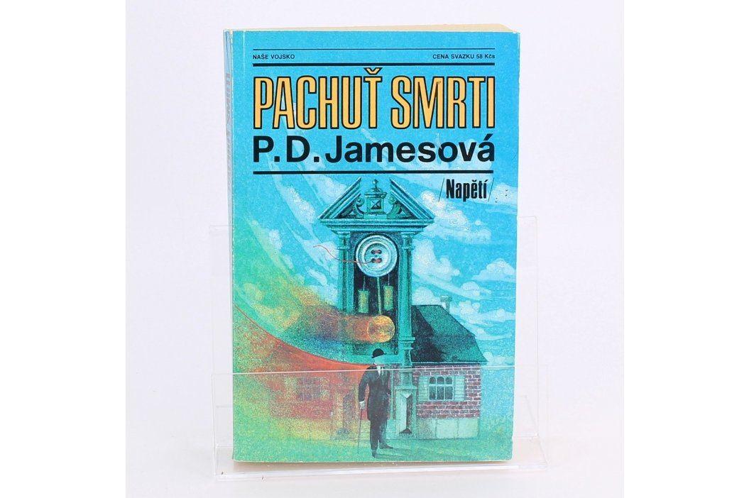 Brožura Pachuť smrti P.D.Jamesová Knihy