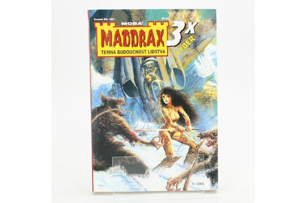 Kniha Maddrax Temná budoucnost  Knihy