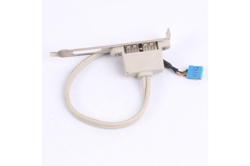 Rozšiřující karta 2 x USB Řadiče