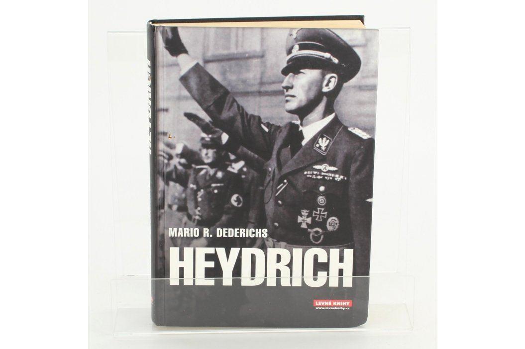 Kniha Heydrich Tvář Zla Mario R. Dederichs Knihy