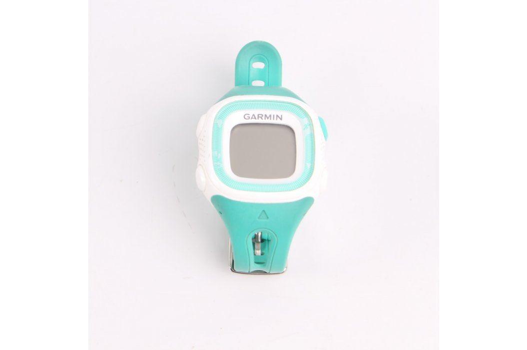GPS hodinky Garmin Forerunner 15 HR modré Chytré hodinky