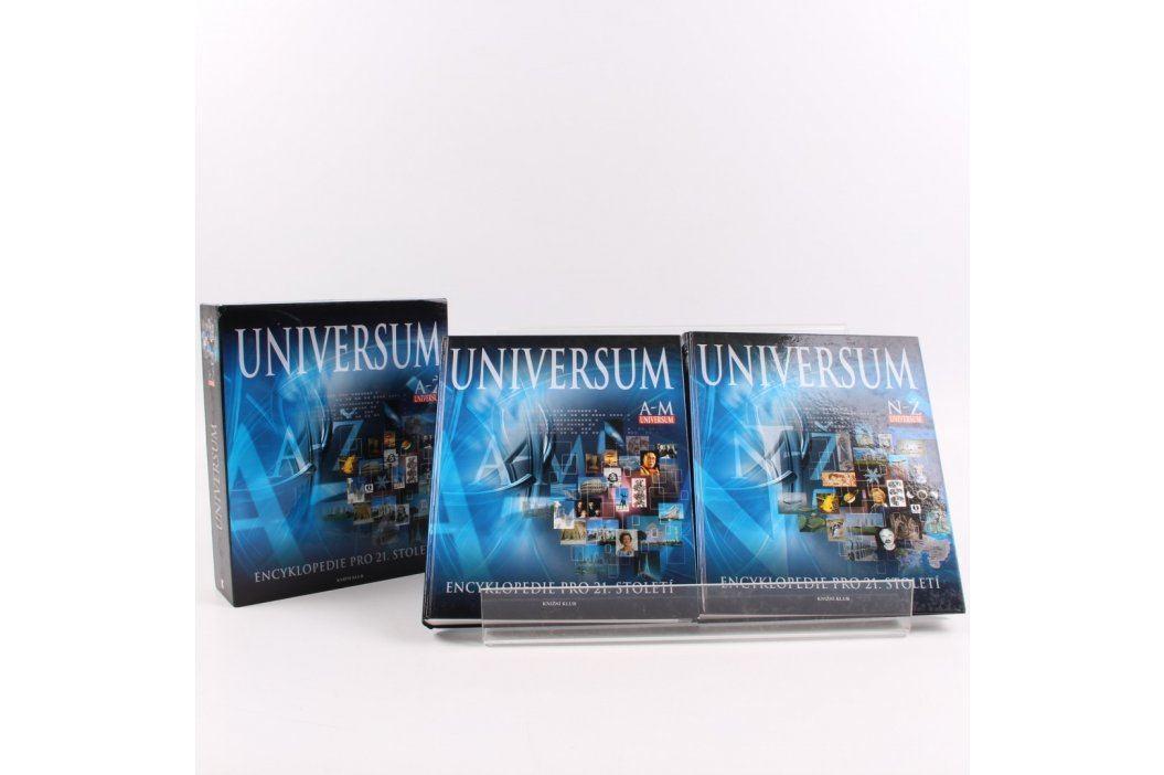 Encyklopedie pro 21. století  A-Ž Universum Knihy