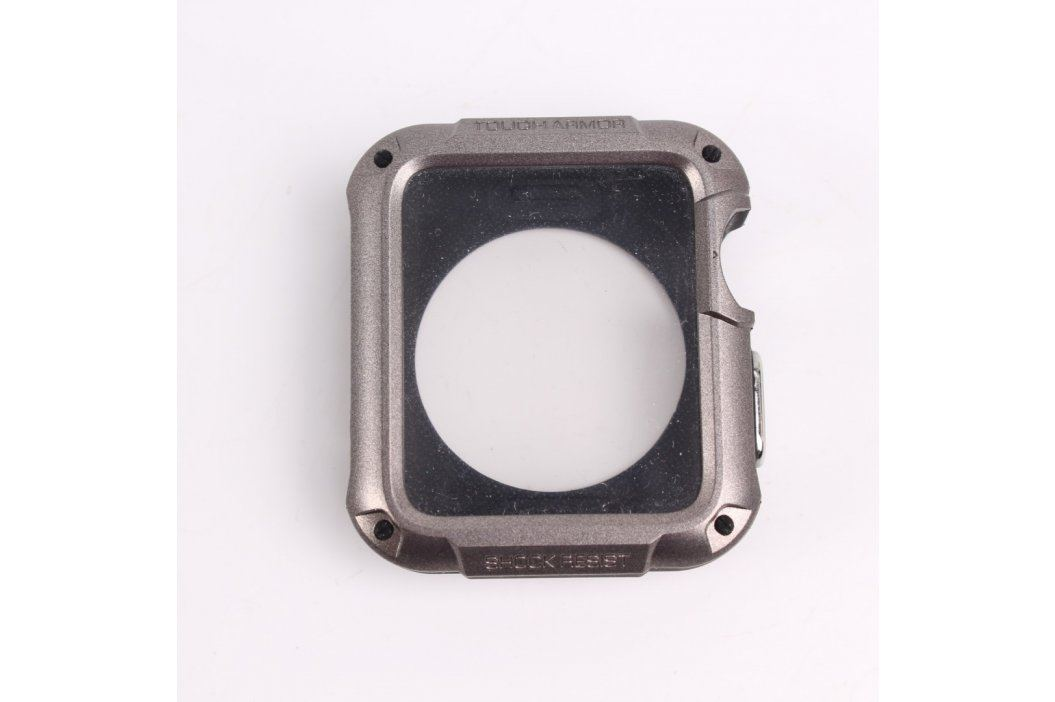 Pouzdro Spigen pro Apple Watch stříbrné Příslušenství k wearables