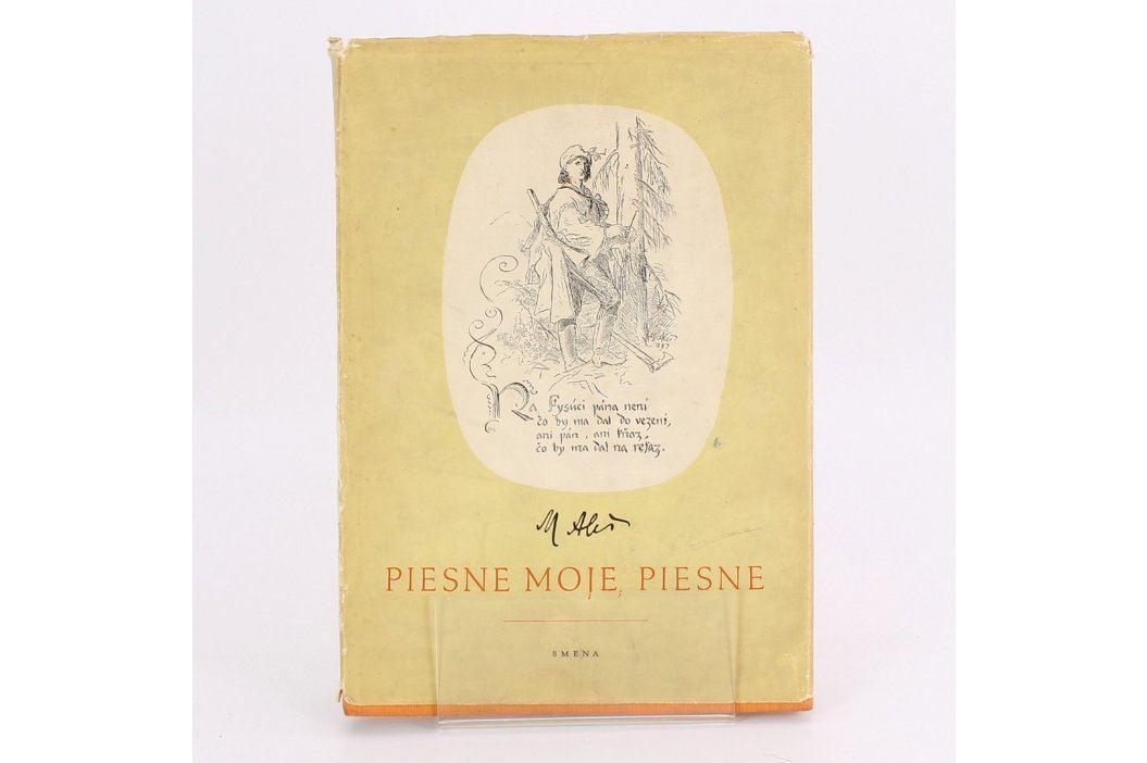 Poezie SMENA Piesne moje, piesne Knihy