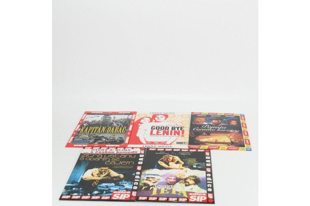 Mix BluRay, DVD a VHS 108162 Mix BluRay, DVD a VHS