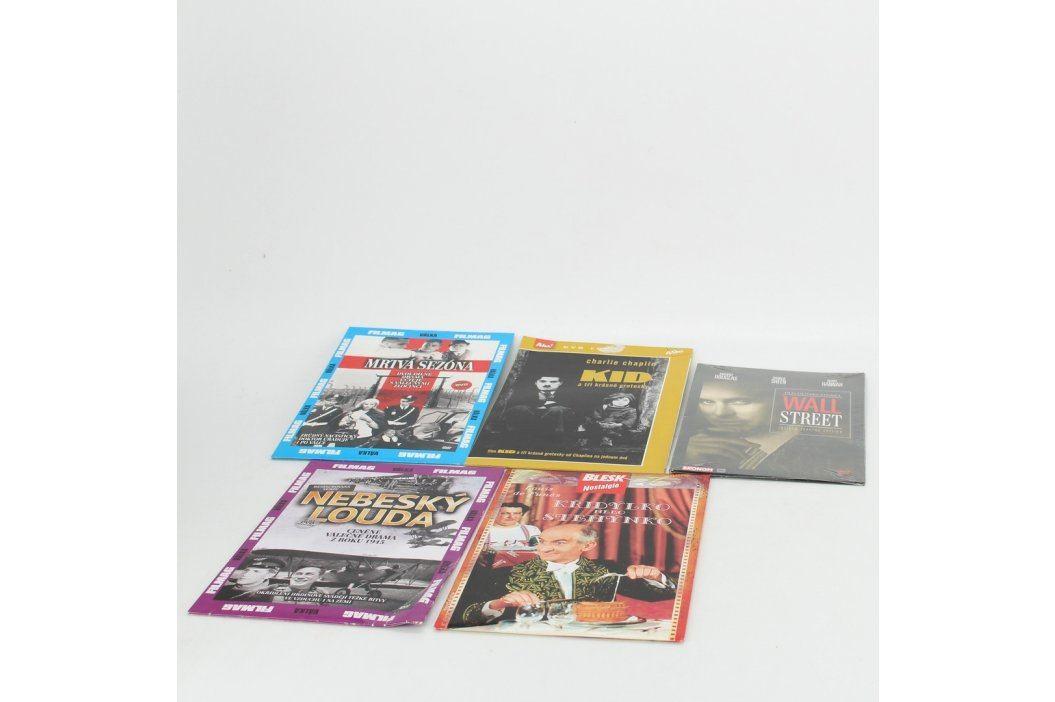 Mix BluRay, DVD a VHS 108163 Mix BluRay, DVD a VHS