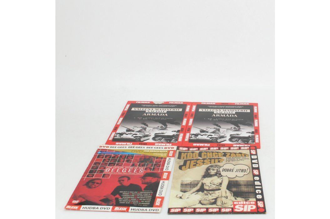 Mix BluRay, DVD a VHS 108164 Mix BluRay, DVD a VHS