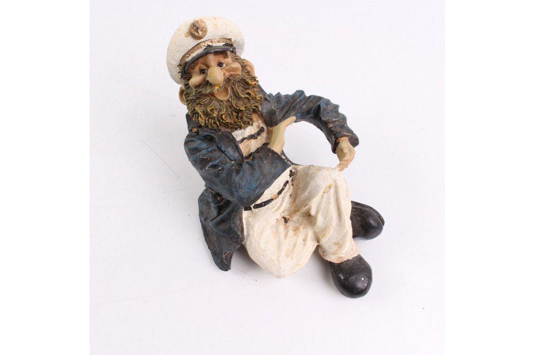 Dekorace sádrová soška námořníka Další dekorace