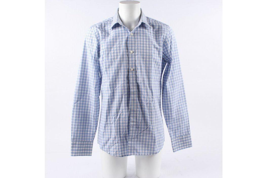 Pánská košile Reserved modrá  Pánské košile