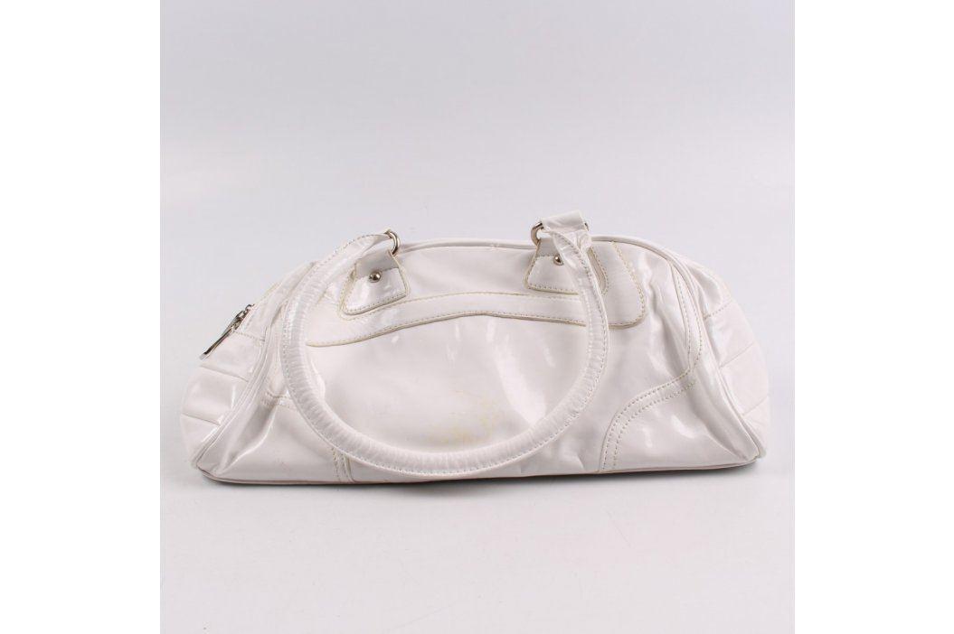 Dámská kabelka na rameno bílá Kabelky