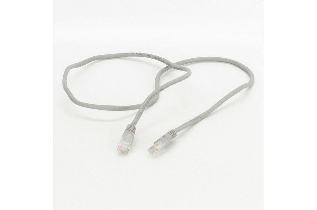 UTP patch kabel šedý délka 113 cm Síťové kabely