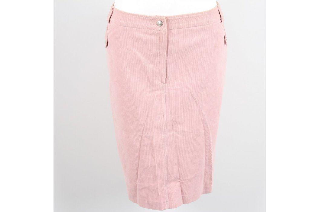 Dámská sukně Mirage odstín růžové Dámské sukně