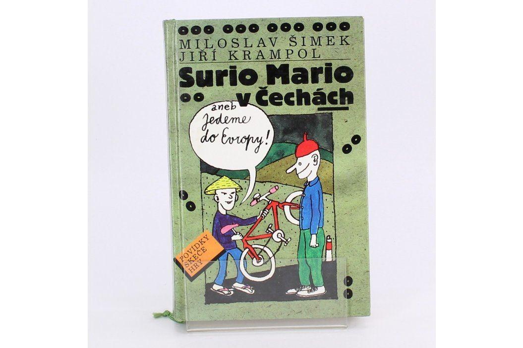 Surio Mario v Čechách M. Šimek, J. Krampol Knihy