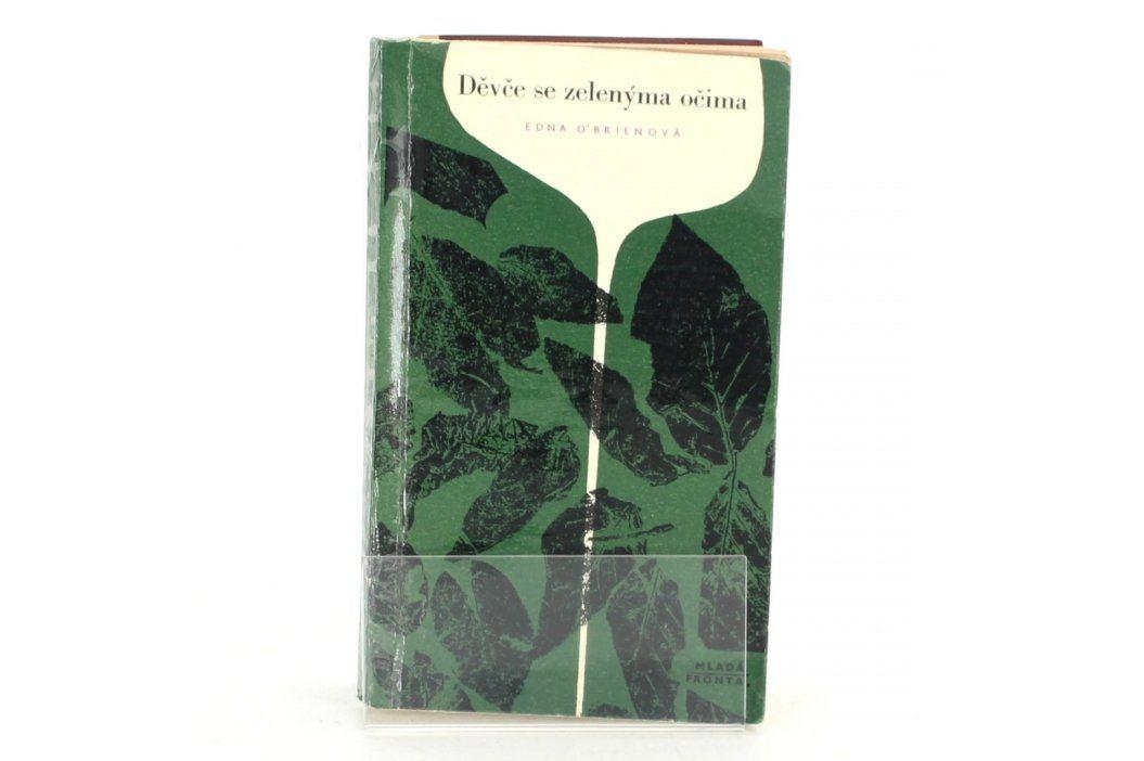 Román Mladá fronta Děvče se zelenýma očima Knihy