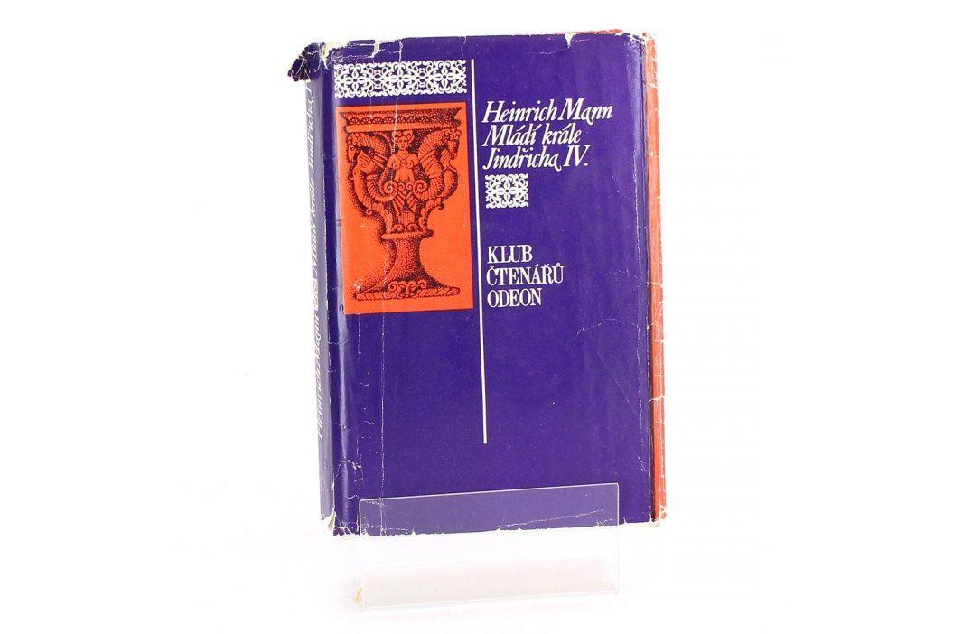 Mládí krále Jndřicha IV Heinrich Mann Knihy