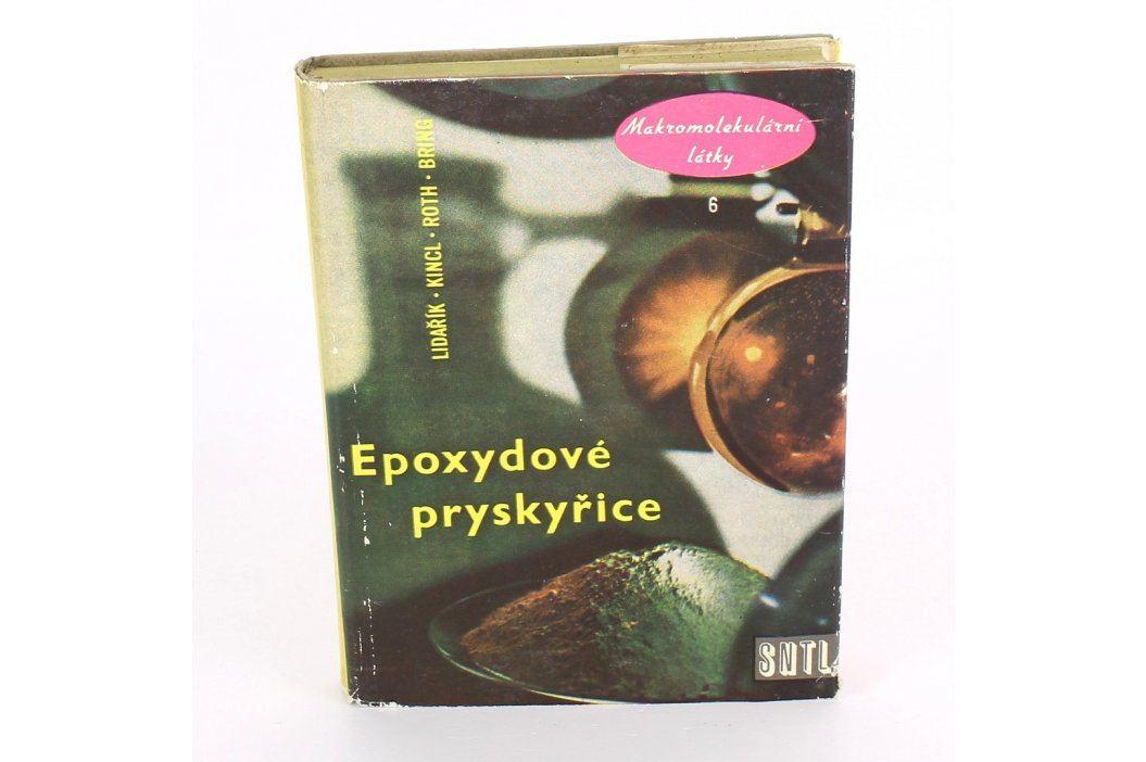 Kolektiv autorů: Epoxydové pryskyřice Knihy
