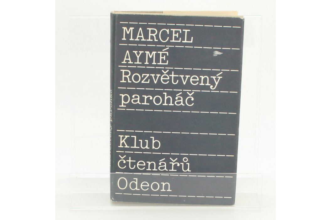 Kniha Rozvětvený paroháč Marcel Aymé Knihy