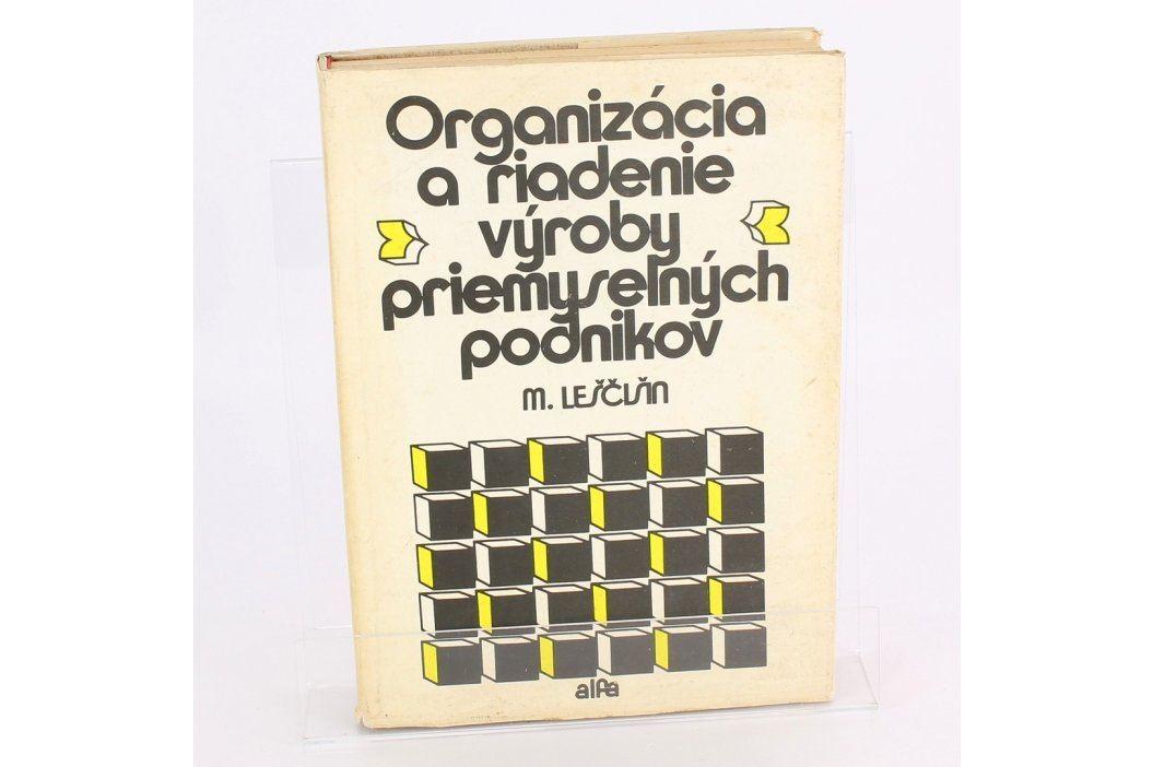 Organizácia a riadenie výroby podnikov Knihy