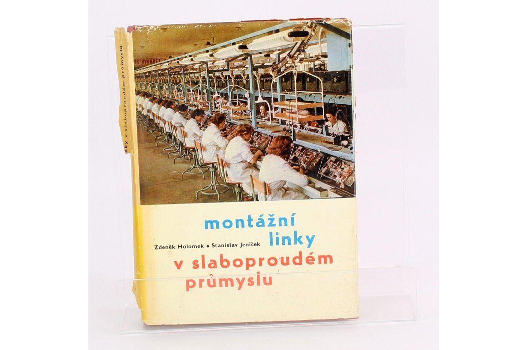 Montážní linky v slaboproudém průmyslu Knihy