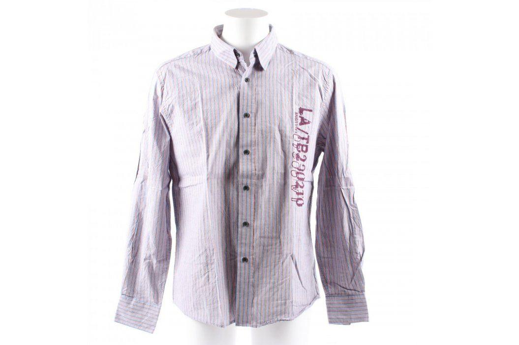 Pánská košile Timbuktoo proužkatá barevná Pánské košile