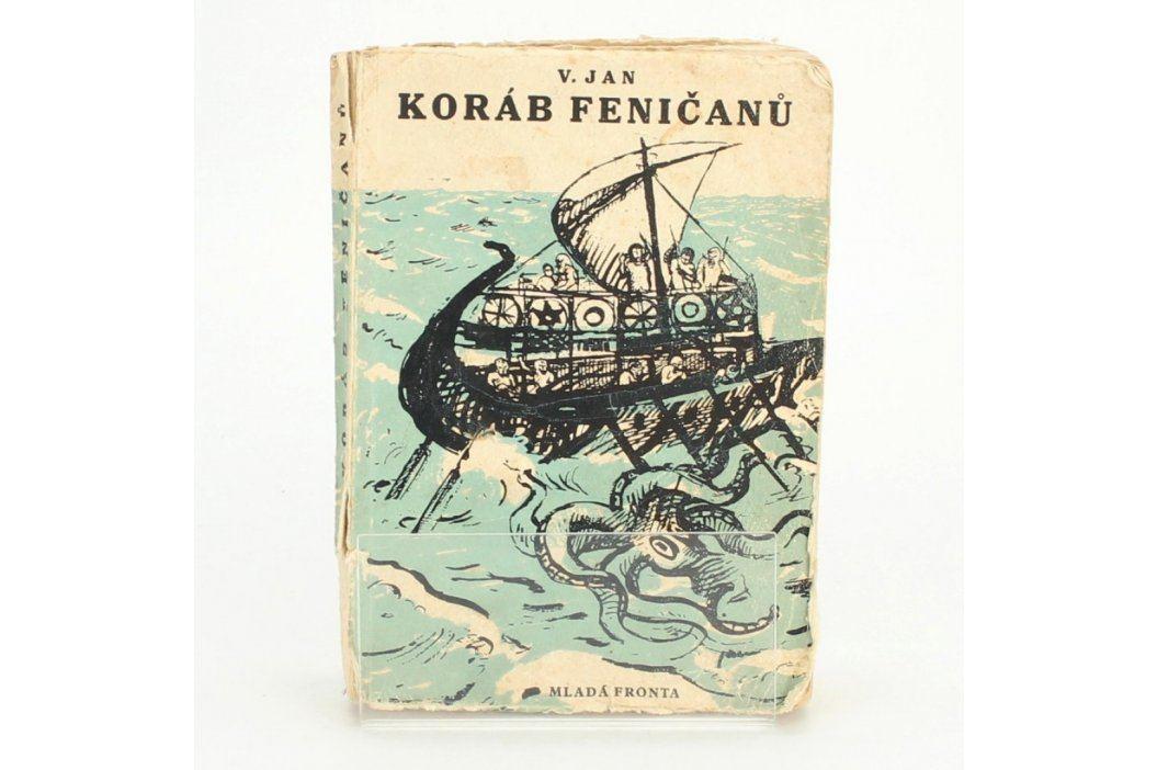 Knihy koráb feničanů V. Jan Knihy