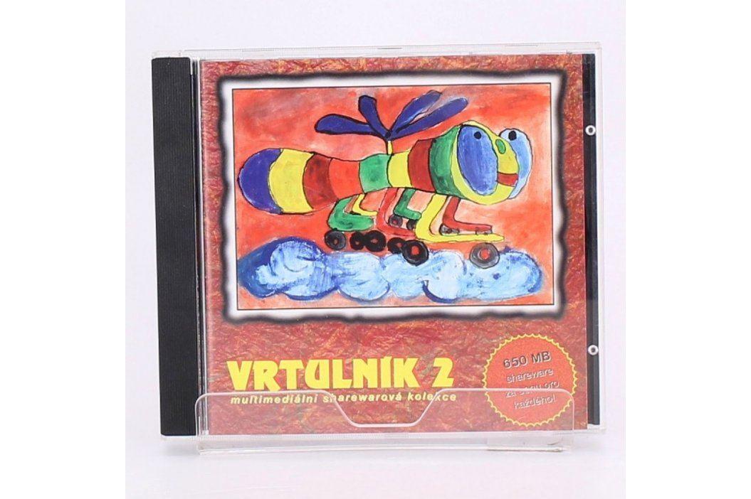 CD Vrtulník2               Audioknihy