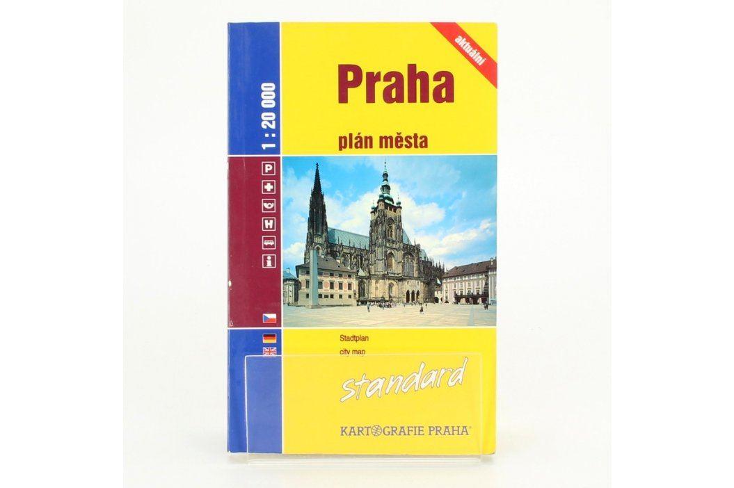 Mapa Praha - plán města   Mapy a průvodci
