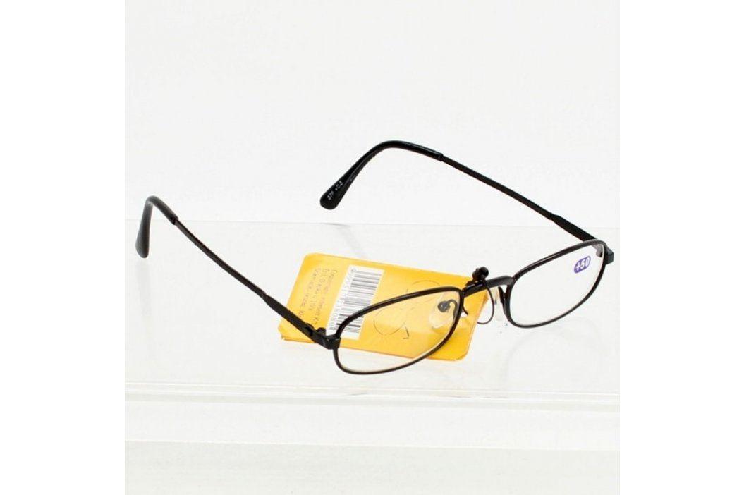 Dioptrické brýle Action černé Brýle a obroučky