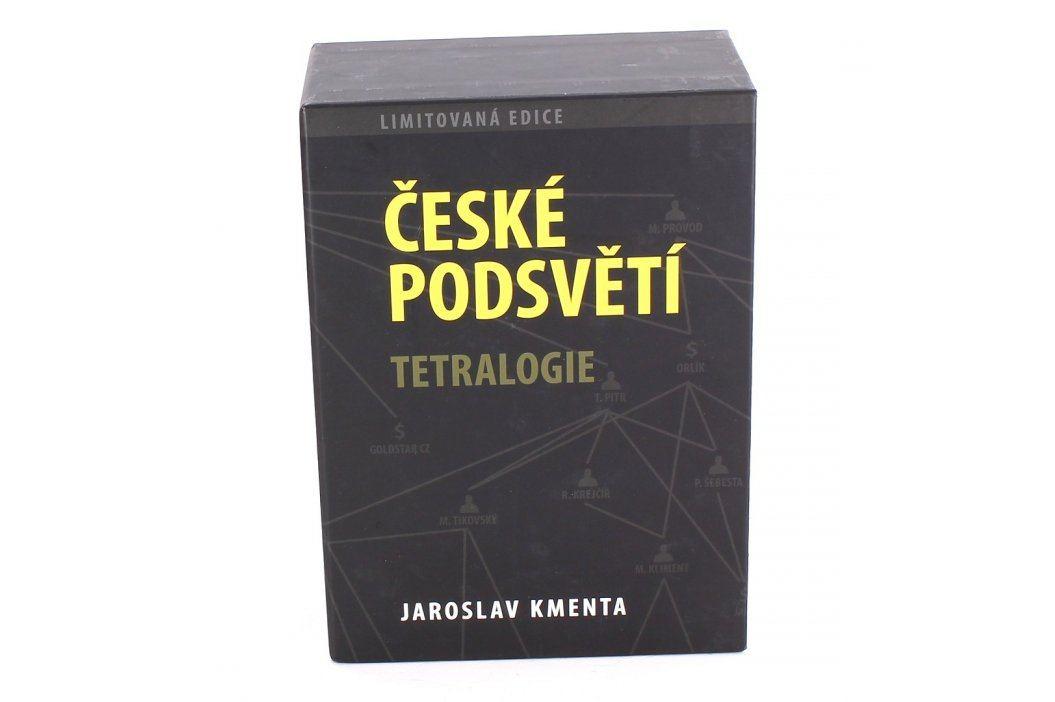 Tetralogie České podsvětí Jaroslav Kmenta